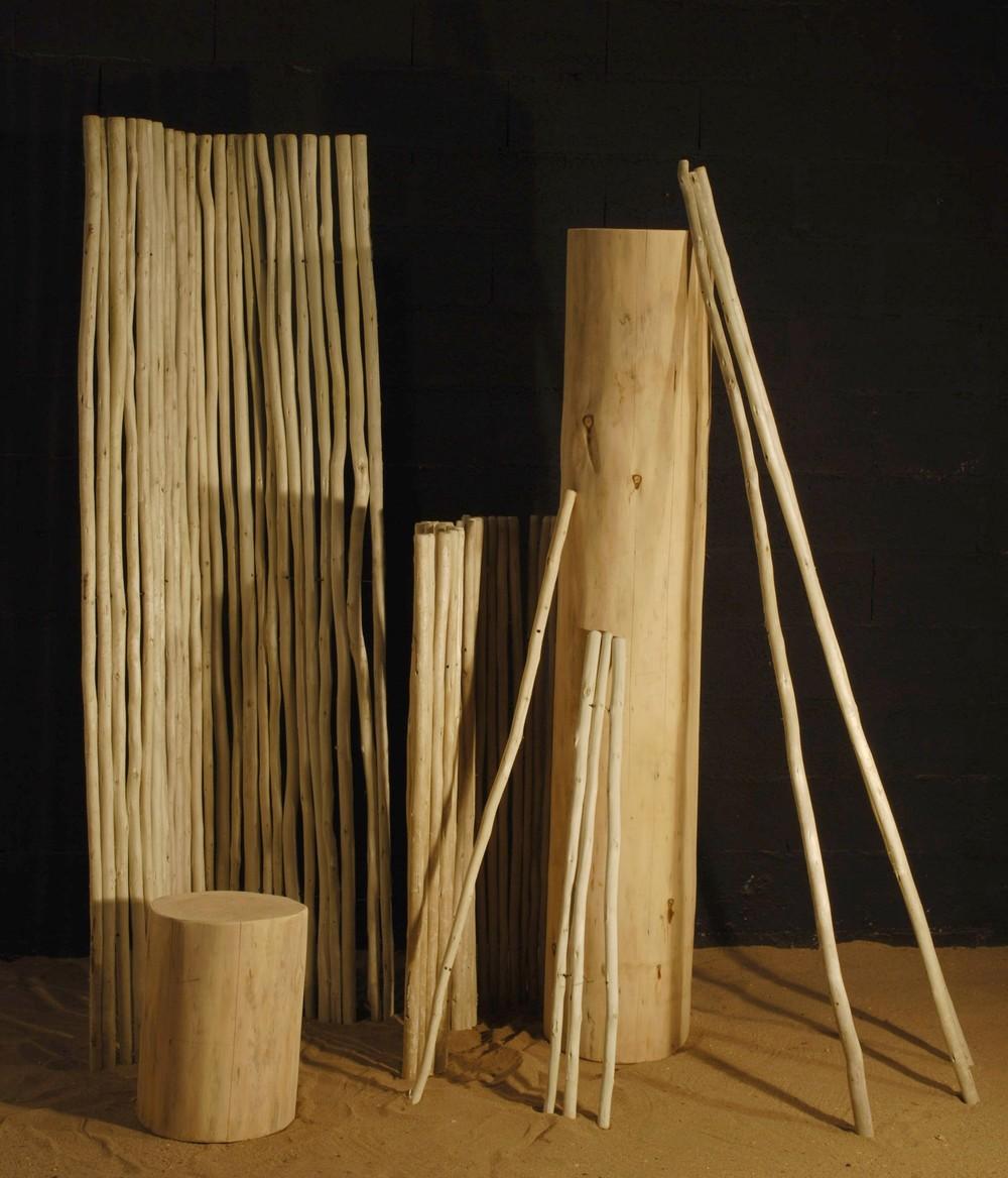 Bark wood