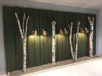 Décoration pour vitrines, hôtels, restaurants, zoo