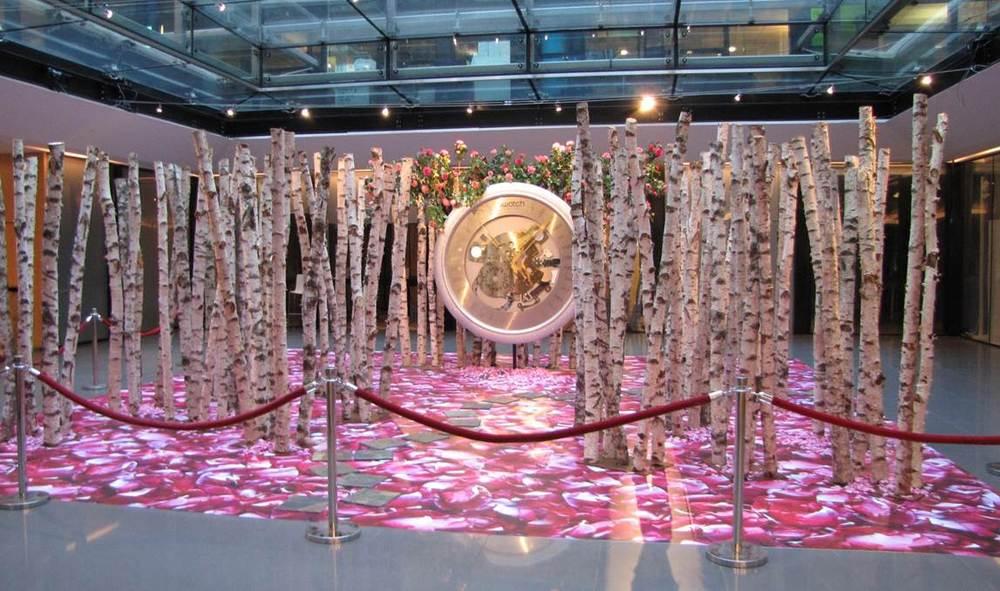 Déco-Nature et les Galeries Lafayette