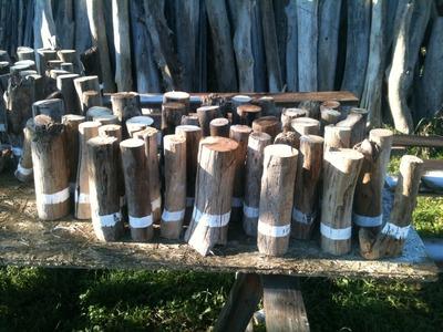 Réalisation de porte photo en bois flotté pour Quick Silver