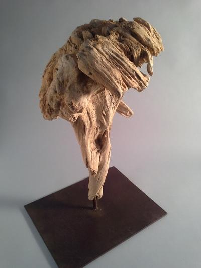Sculpture bois flotté réf 108