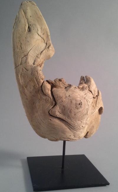sculpture bois ref 608