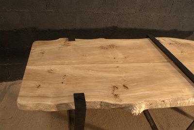 """table en bois flotté """"Océane"""""""