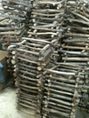 Fabrication de cadre en bois flotté pour Quick Silver