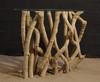 console en lianes naturelles