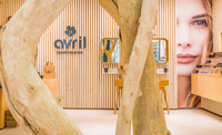 arbre mort en bois flotté pour la marque AVRIL
