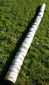 troncs de bouleau de 3m en 15cm de diametre