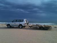 Logistics 4 wheel drive