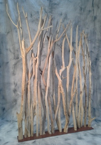 Driftwood screen (small model)