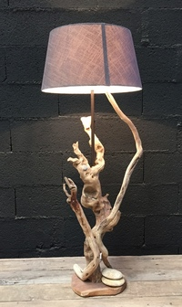 Driftwood lamp ref 151201