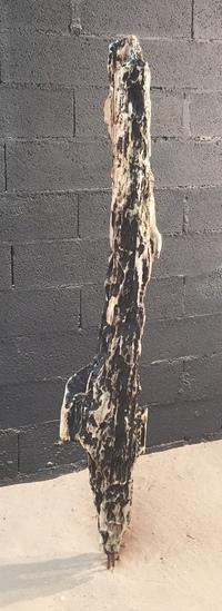 sculpture en bois flotté ref 4111