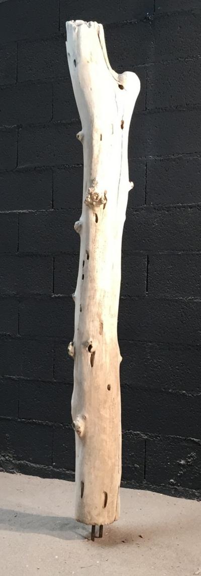 sculpture en bois flotté ref 4114