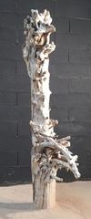 sculpture en bois flotté ref 4169