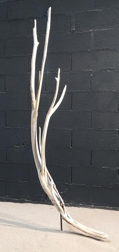 sculpture en bois flotté ref 4162